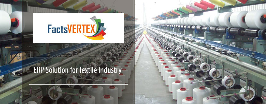 Textile ERP, ERP Software Solution for Textile Industry