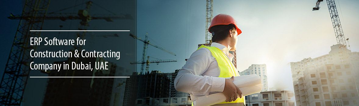 Construction ERP Software, ERP for Construction Industry in Dubai