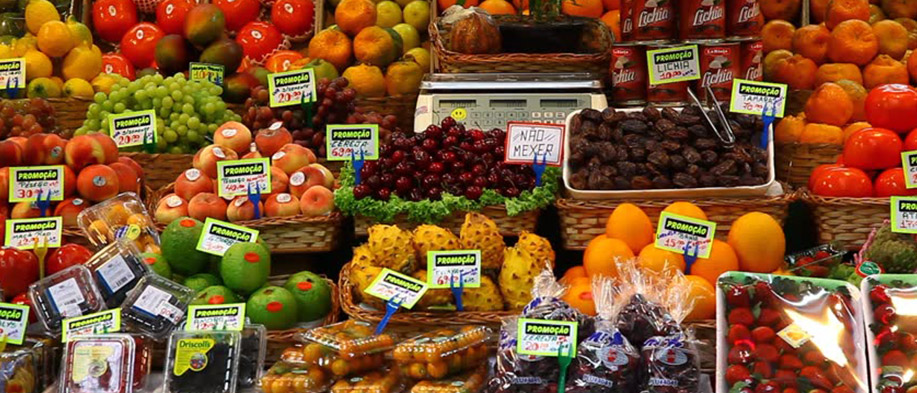 ERP Software for Fresh Fruits & Food Stuff Industry in Dubai