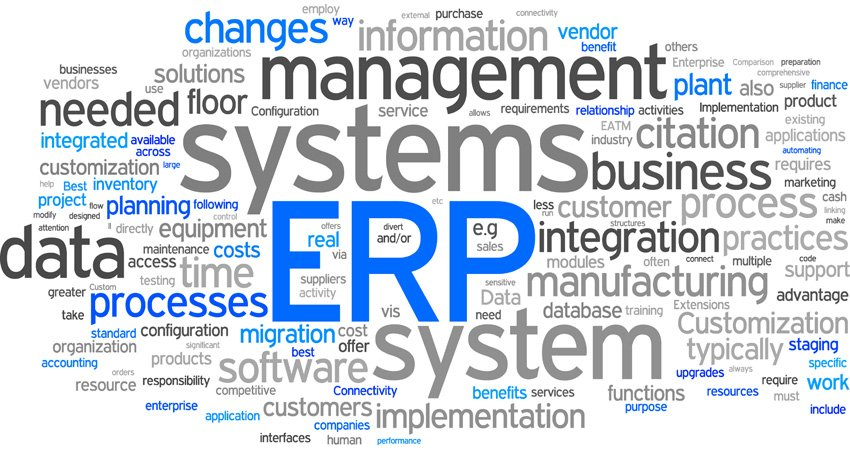 Top 10 ERP Software Solutions in Dubai, UAE and Middle East