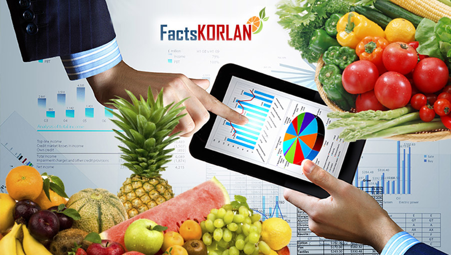 ERP Software for Fresh Fruits & Food Stuff Industry in Dubai, UAE