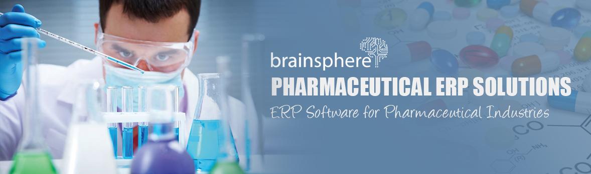 ERP Software for Pharmaceutical Industry Dubai, UAE