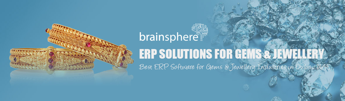 ERP for Jewellery Industry, ERP Solutions for Gems & Jewelry