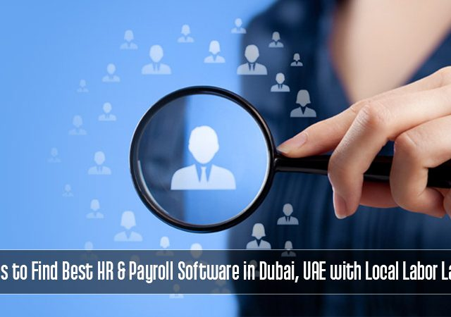 best HR & payroll software in Dubai