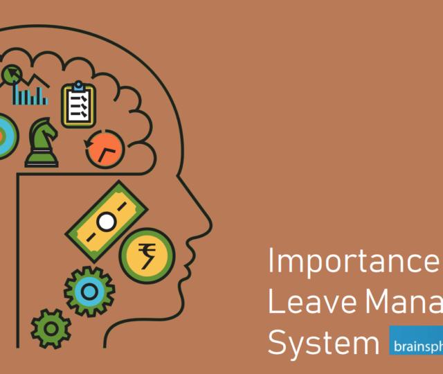 Leave Management in BrainSphereIT HR/HCM SYSTEM